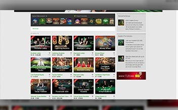 Screenshot 2 Unibet Casino